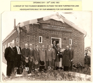 Opening of the headquarters